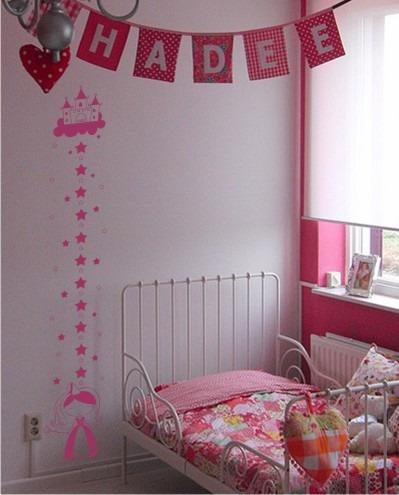 vinilos decorativos medidores y arboles para bebes y niños!