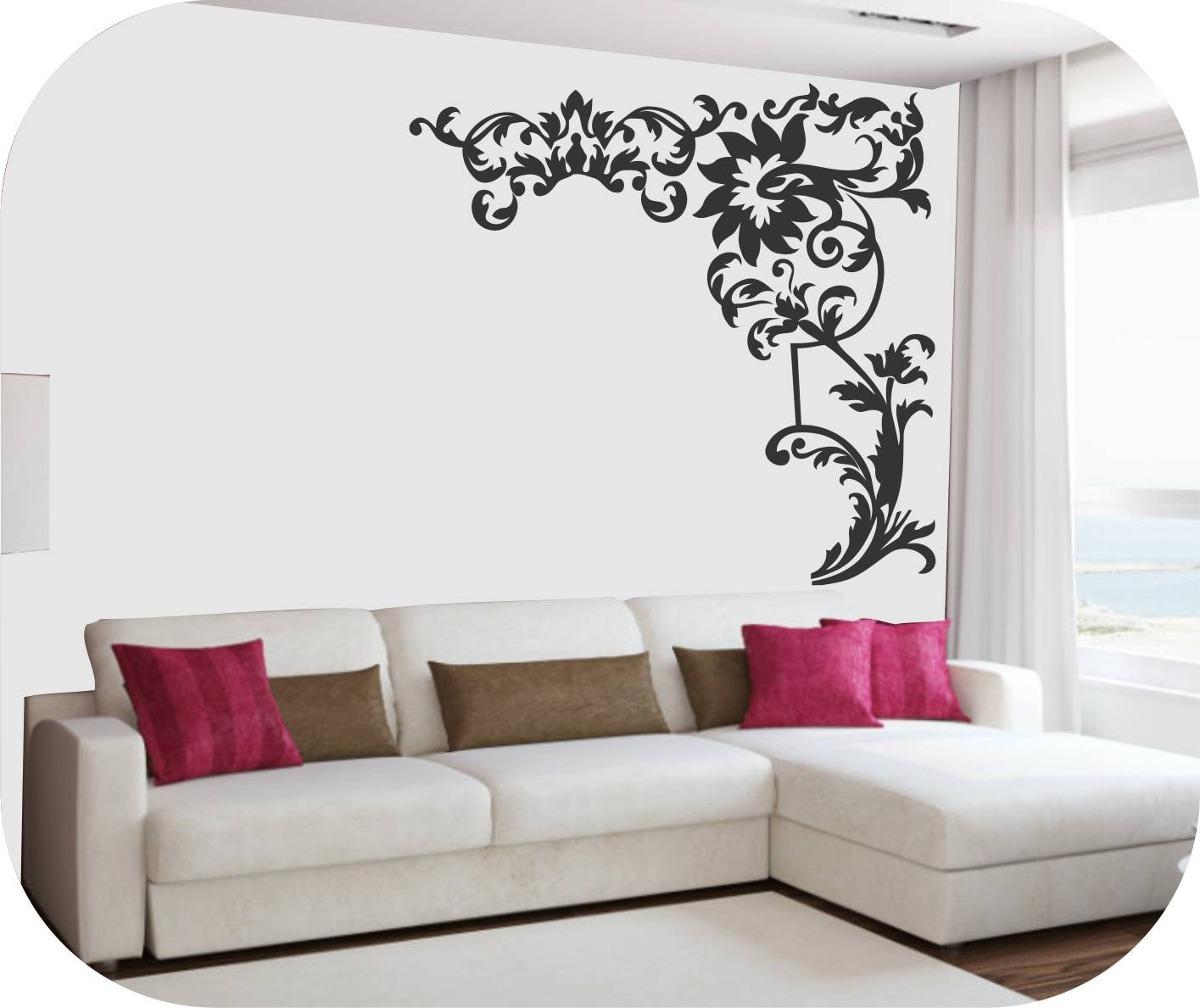 Vinilos decorativos motivos esquineros para paredes for Decorativos de pared
