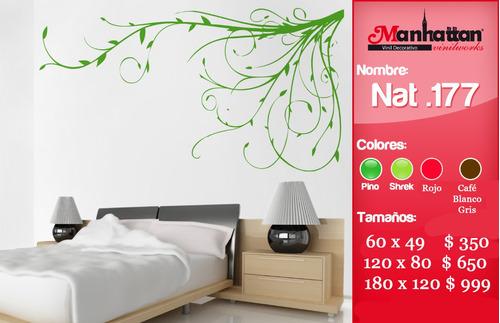 Vinilos Decorativos Naturaleza Modernos Nat 177