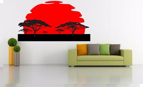 vinilos decorativos paisajes campo arbol nuevos y originales