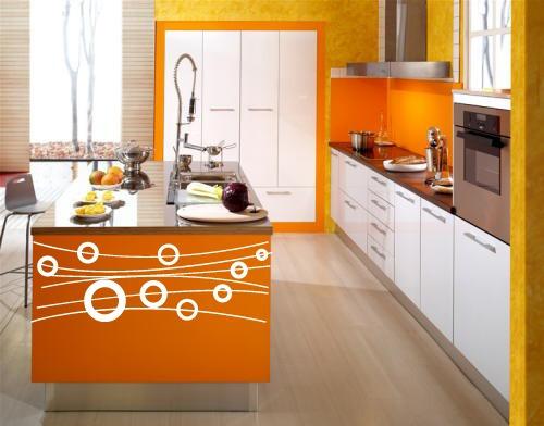 Vinilos Para Muebles De Cocina. Cool Ideas Para Decorar La Cocina ...