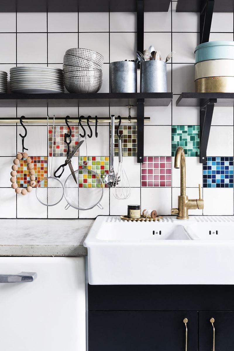 Vinilos decorativos para azulejos de cocina - Vinilos para azulejos ...
