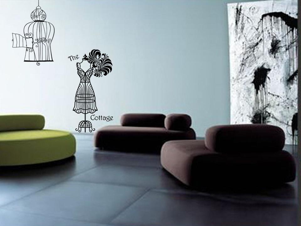 Vinilos para decorar paredes vinilos para pared de salon for Decorar paredes vinilos adhesivos