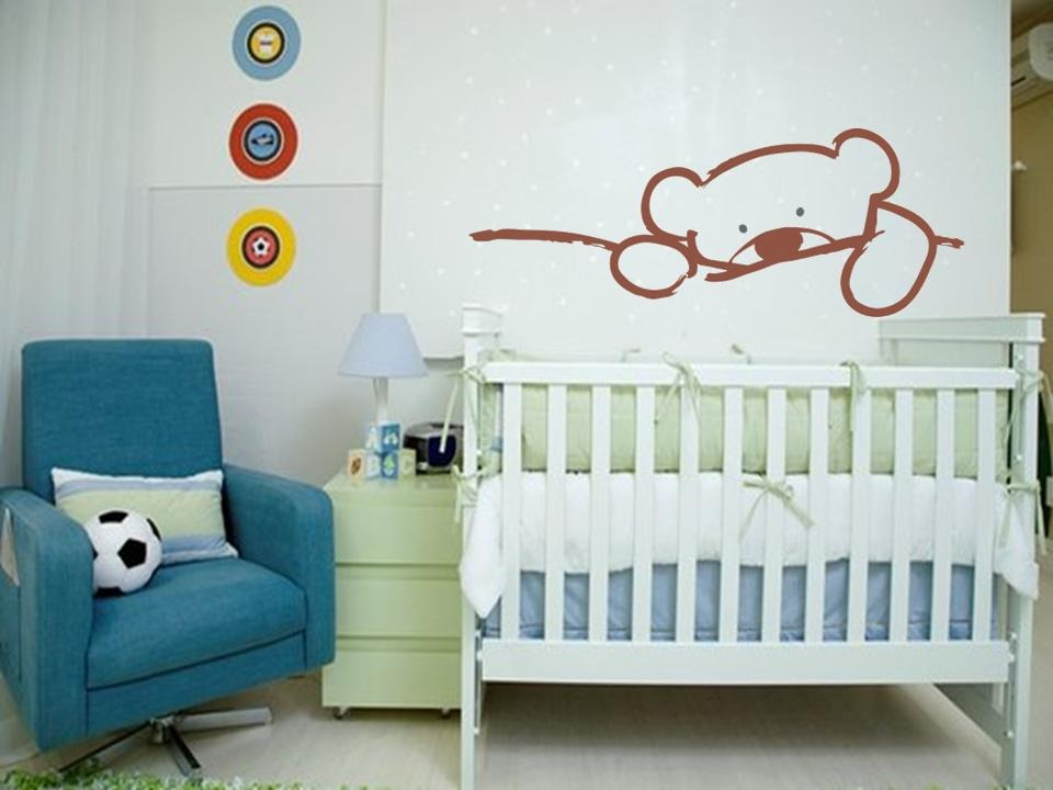 vinilos decorativos para decorar paredes infantil
