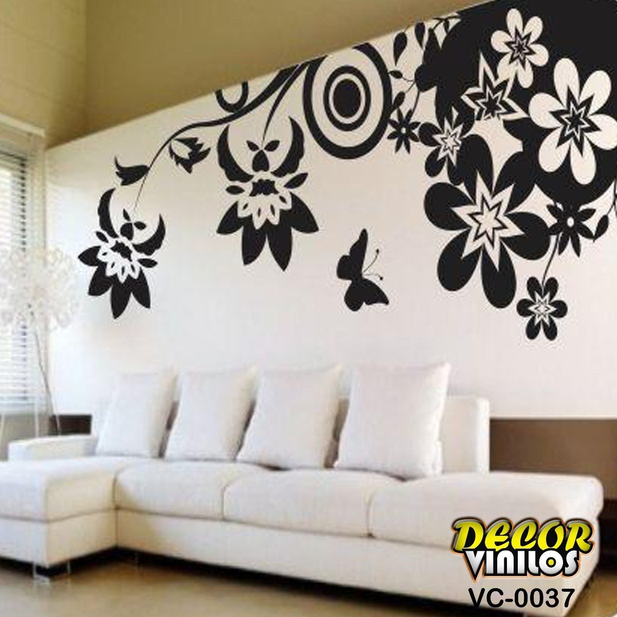 Vinilos decorativos pared vinilos pared vinilos para for Vinilos decorativos pared habitacion