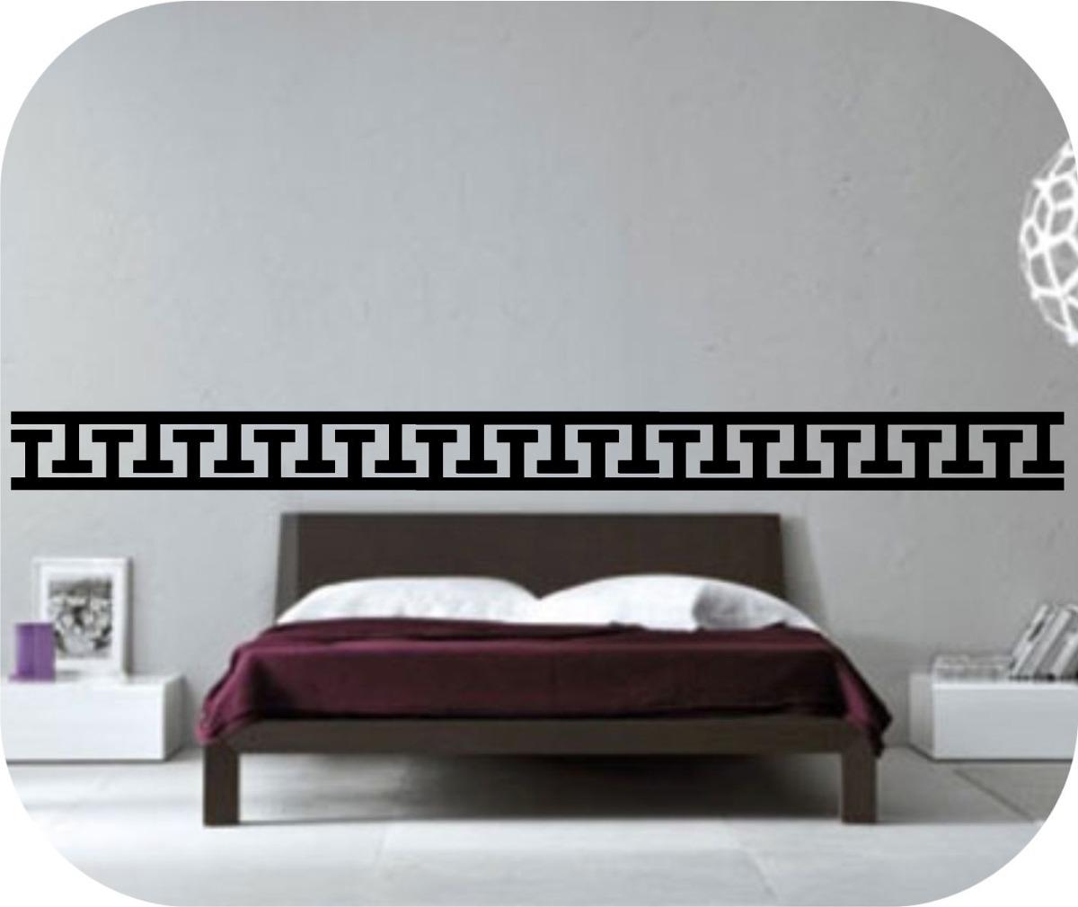 Vinilos decorativos para paredes cenefas cintas en vinilo - Cenefas de vinilo para banos ...