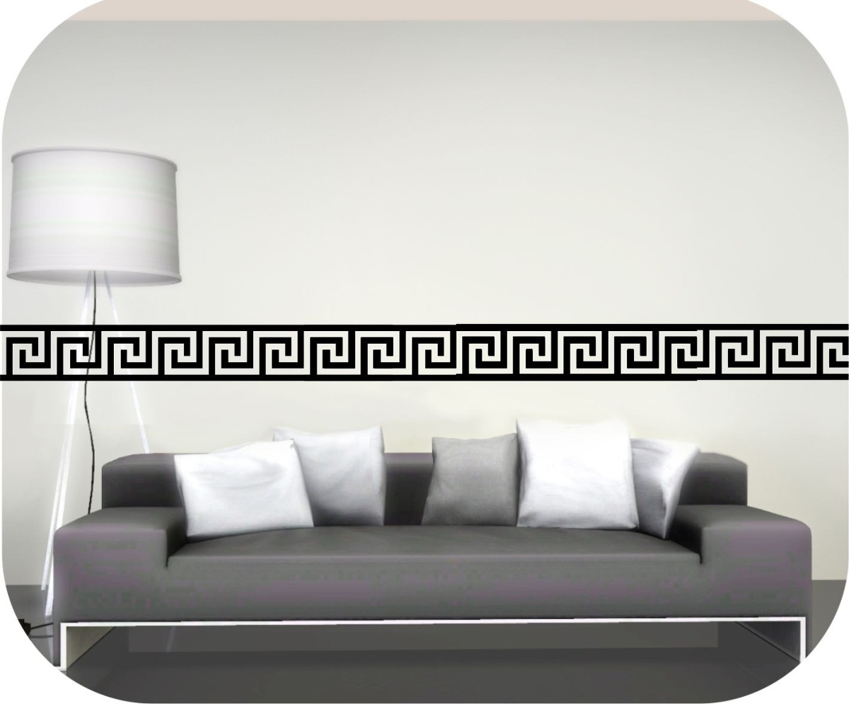 Vinilos decorativos para paredes cenefas cintas en vinilo for Vinilos decorativos pared musicales