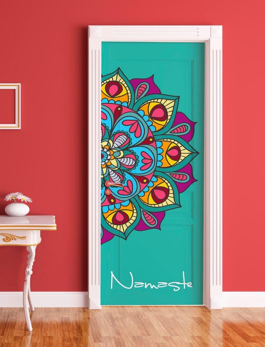 Vinilos Decorativos Para Puertas Ploteos Impresos Calidad  # Muebles Namaste