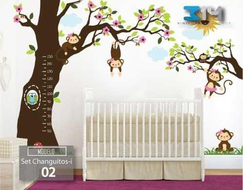 Vinilos decorativos para tu beb sticker arbol y for Arboles decorativos para jardin