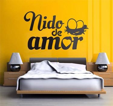 vinilos decorativos para tu dormitorio o habitacion
