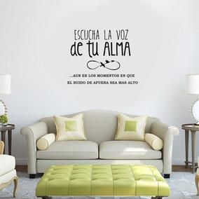 Vinilos Decorativos Pared Frases Originales Promo