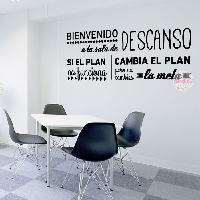 Awesome Vinilos Comedor Gallery - Casas: Ideas, imágenes y ...