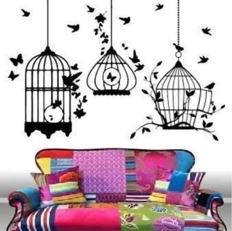 Vinilos Decorativos Pared Promo 3x2 Llevas 1 Diseño Gratis Deco Y Arkigrafika A Medida Para Tu Casa Local Oficina Mirá