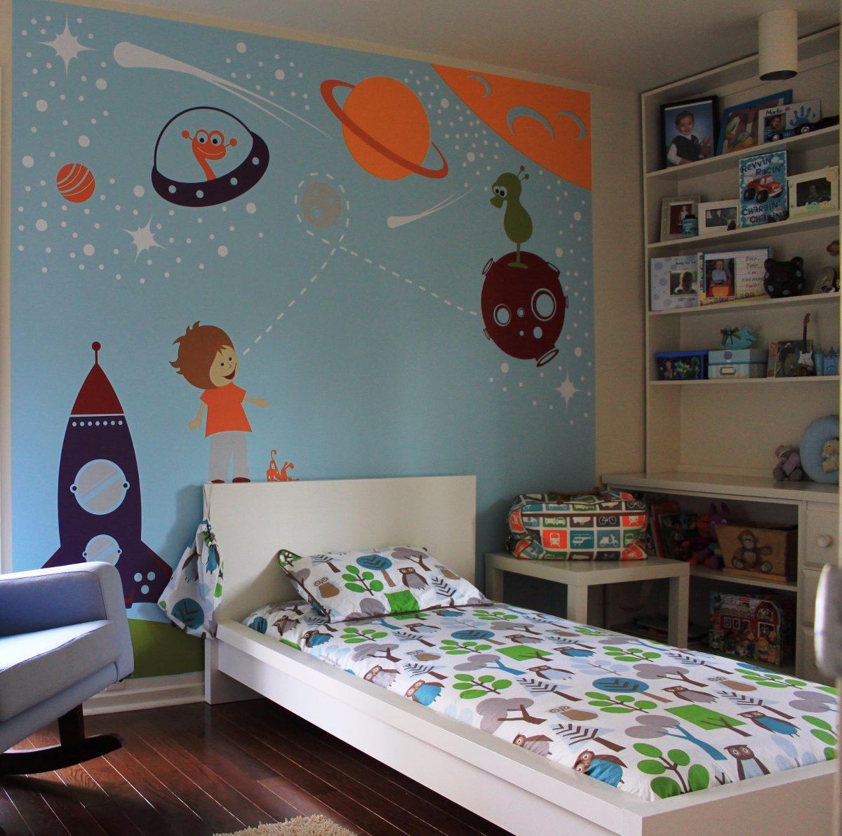 Vinilos Decorativos Planetas.Vinilos Decorativos Planetas Estrellas Astronautas Spacial