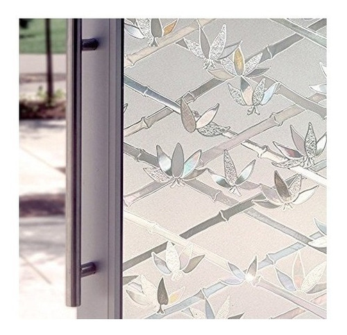 vinilos decorativos vidrio 90 cms ancho bambú