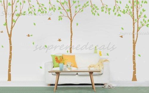 vinilos decorativos y murales,us made - custom color - p..