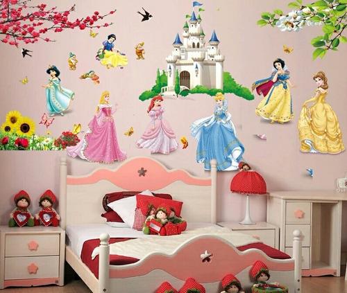 vinilos para decorar la habitacion del pequeño