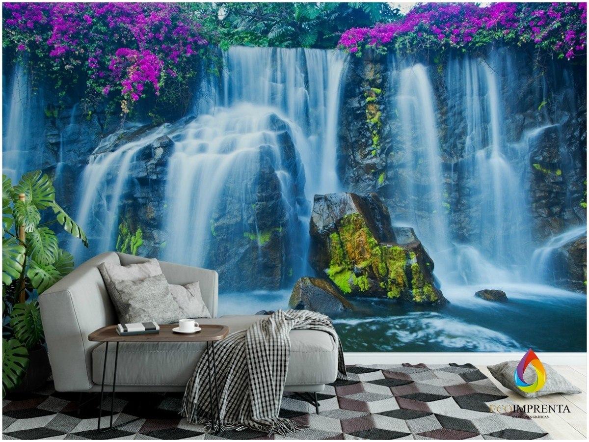 Vinilos Para Pared Murales Fotomurales Gigantografias Deco - $ 325 ...