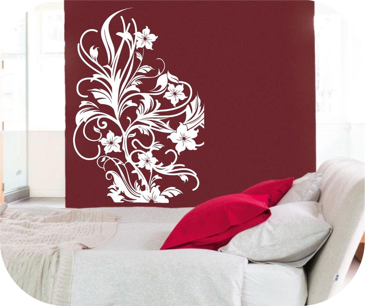Vinilosdecorativos arboles y flores decoracion de paredes - Decoracion de paredes con vinilos ...
