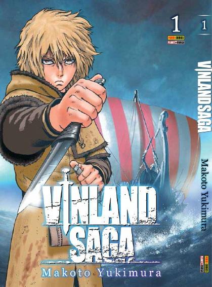 Resultado de imagem para vinland saga volume 1
