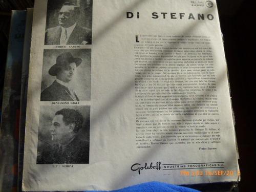 vinlo de di stefano  canzoni italiane (u250