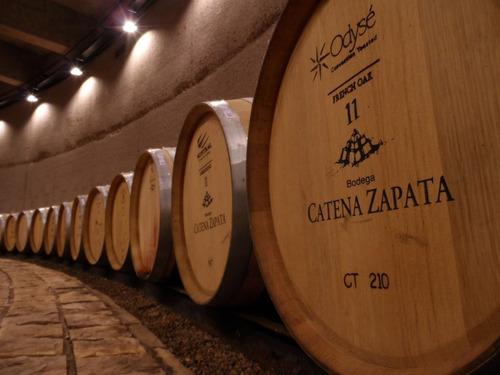 vino alamos reserva malbec (caja x6 unidades) catena zapata