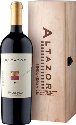 vino altazor 2014-2015 viña undurraga