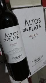 Vino Altos Del Plata Malbec