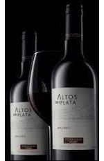 Vino Altos Del Plata Terraza Merlot 750 Cc Solo Envios
