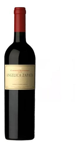 vino angelica zapata cabernet alta 750ml