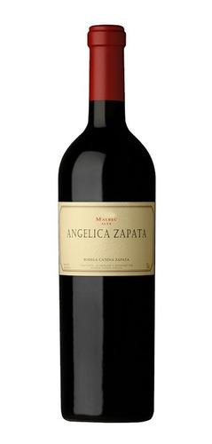 vino angelica zapata malbec alta 750ml