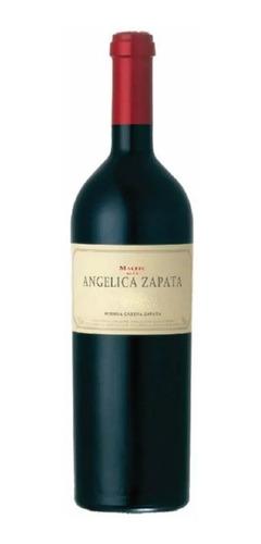 vino angelica zapata malbec alta 750ml. - envíos