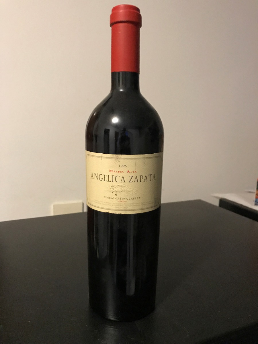 00 Alta Vino Cosecha Angelica Crtepxrq 6 Malbec En 500 1995 Zapata 0OnwPk