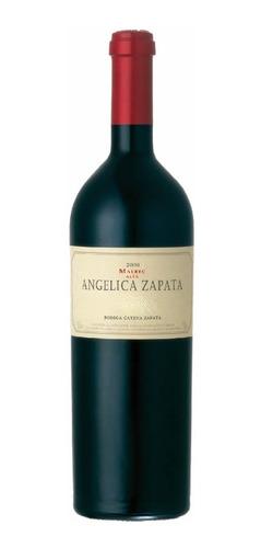 vino angelica zapata malbec alta x4 oferta celler