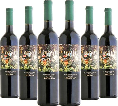 vino animal malbec organico x6 oferta celler