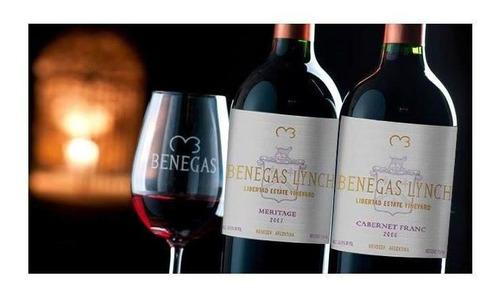 vino benegas lynch meritage/ malbec/ cabernet franc