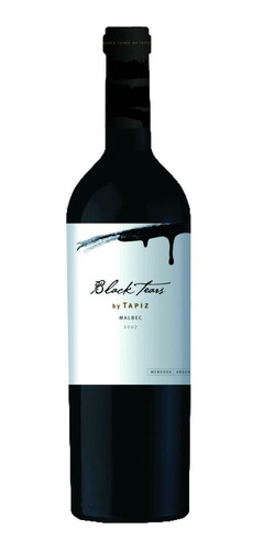 vino black tears malbec 2007 x 750 ml