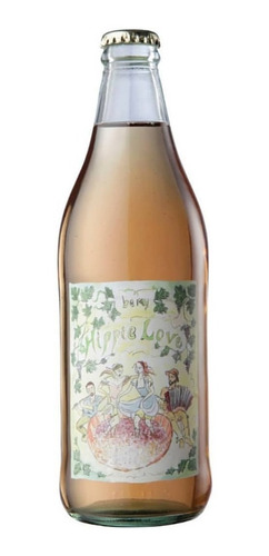 vino blanco be my hippie love criolla x500cc ernesto catena