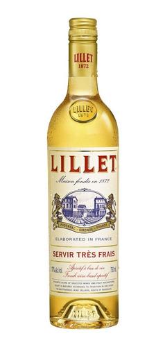vino blanco dulce lillet aperitivo frances botella de 750 ml