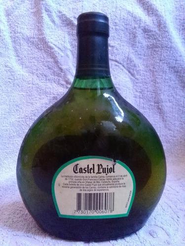 vino blanco fino castel pujol