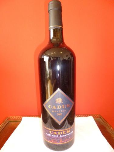 vino cabernet sauvignon nieto senetiner