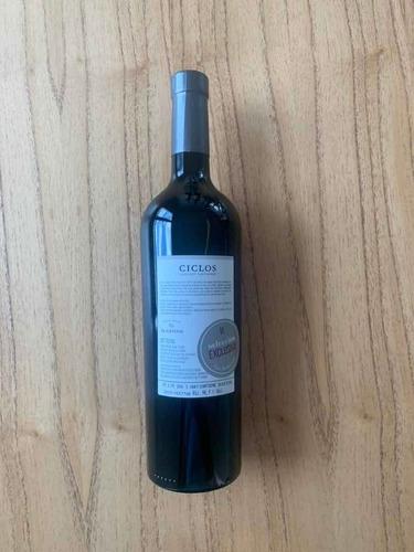 vino ciclos cabernet sauvignon 2017 - el esteco