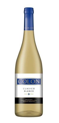 vino colon clasico blanco
