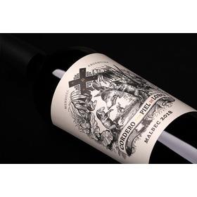 Vino Cordero Con Piel De Lobo Malbec X750 De Mosquita Muerta