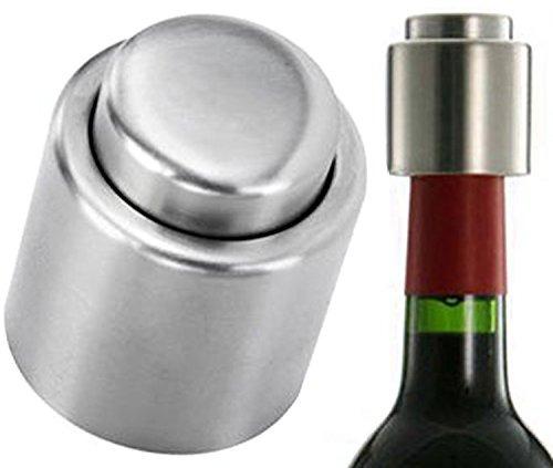 vino de acero inoxidable de la botella de vacío del tapón s