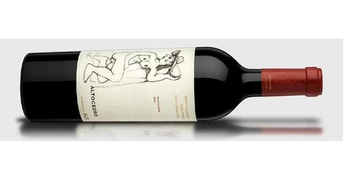vino desnudos corte 2010, bodega altocedro