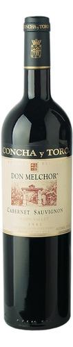 vino don melchor 1987 concha y toro (primera añada)
