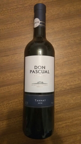 vino don pascual tannat 750ml
