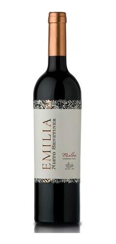 vino emilia malbec tinto botella 750ml bebidas 01almacen