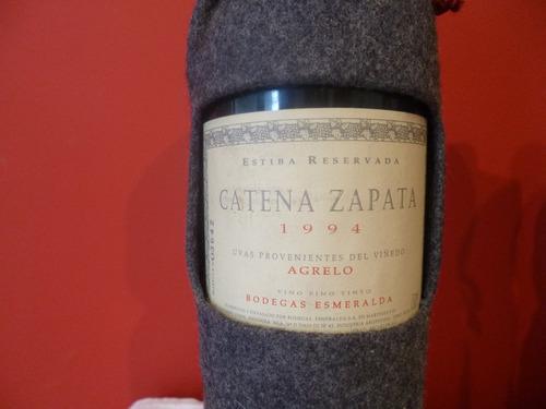 vino estiba reservada catena zapata 1994